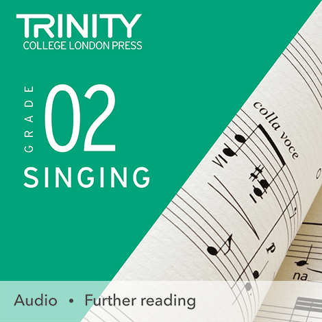Cover - Singing Grade 2 - Trinity College London