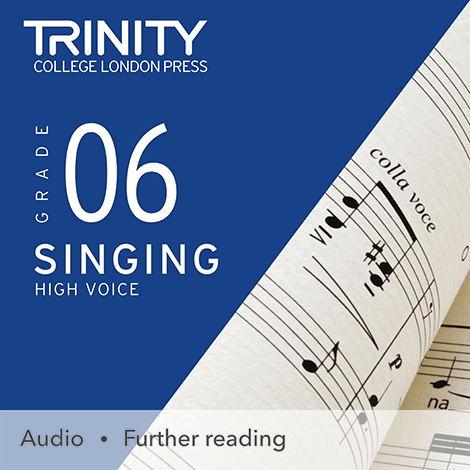 Cover - Singing Grade 6 (HighVoice) - Trinity College London