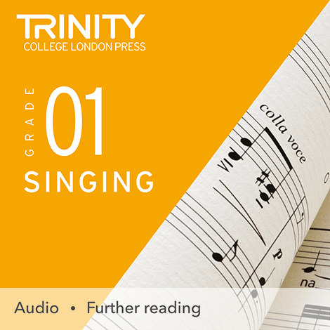 Cover - Singing Grade 1 - Trinity College London