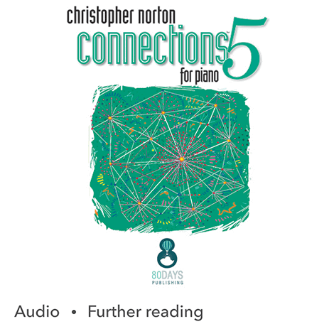 Cover - Connections 5 for Piano - Christopher Norton