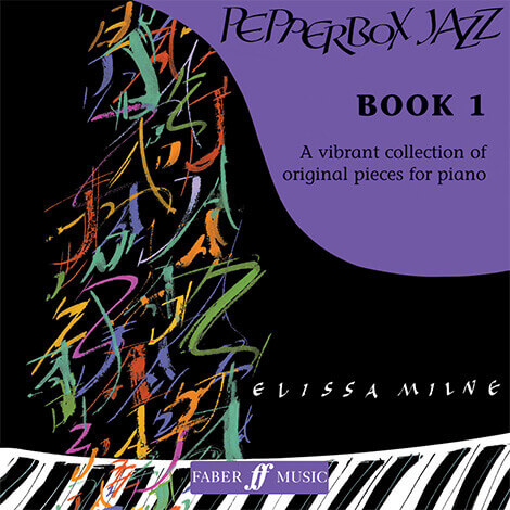 Cover - Pepperbox Jazz book 1 - Elissa Milne