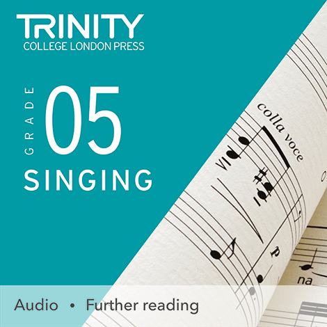 Cover - Singing Grade 5 - Trinity College London