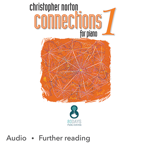 Cover - Connections 1 for Piano - Christopher Norton