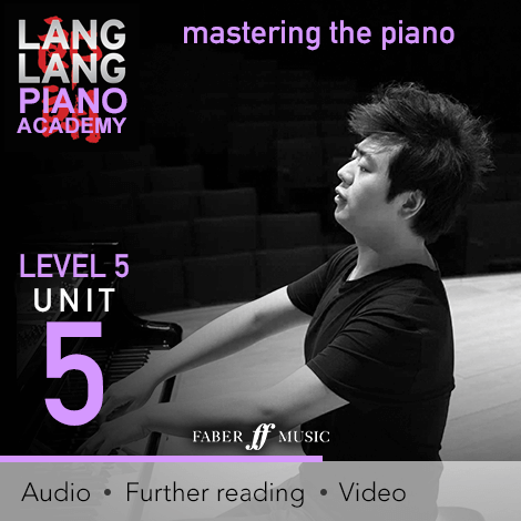 Cover - Mastering The Piano – Level 5 Unit 5: Character - Various