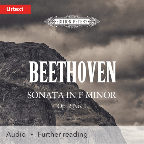 Cover - Sonata in F minor Op. 2 No. 1 - Beethoven