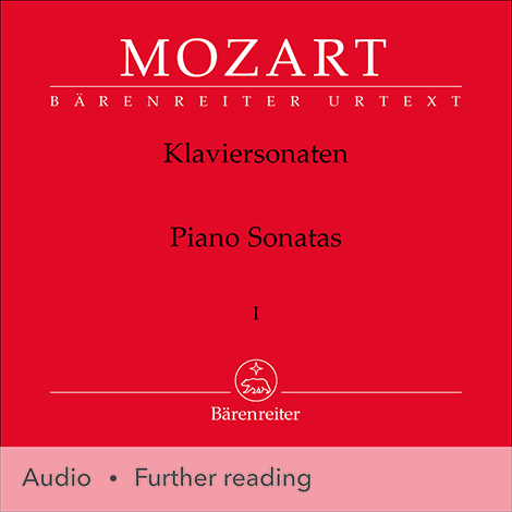 Cover - 9. Sonata in A minor, K. 310 (300d) - Wolfgang Amadeus Mozart