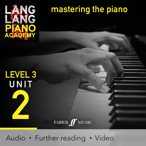 Cover - Mastering The Piano – Level 3 Unit 2: Developing dexterity - Various