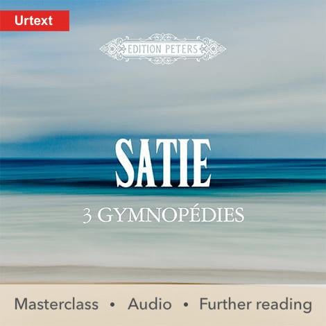 Cover - Trois Gymnopédies - Satie