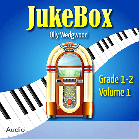 Cover - JukeBox Grade 1–2 Vol.1 - Olly Wedgwood