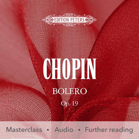 Cover - Bolero Op.19 - Chopin