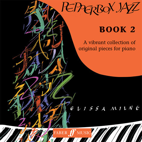 Cover - Pepperbox Jazz Book 2 - Elissa Milne