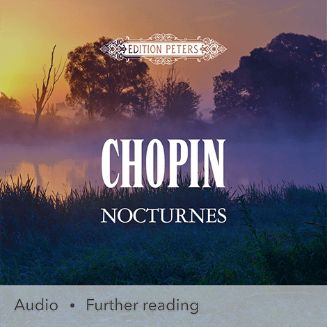Cover - Nocturnes - Frédéric Chopin