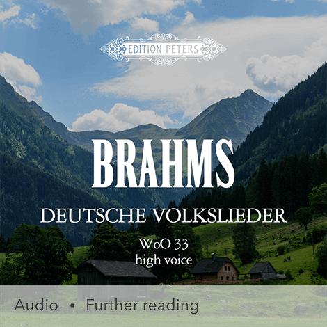 16  Du mein einzig Licht from Deutsche Volkslieder WoO 33