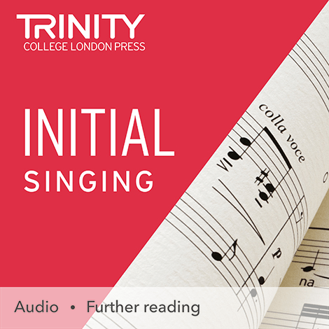 Cover - Singing Initial - Trinity College London