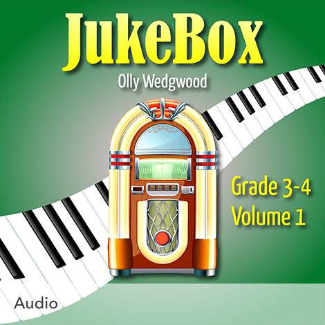 Cover - JukeBox Grade 3–4 Vol.1 - Olly Wedgwood