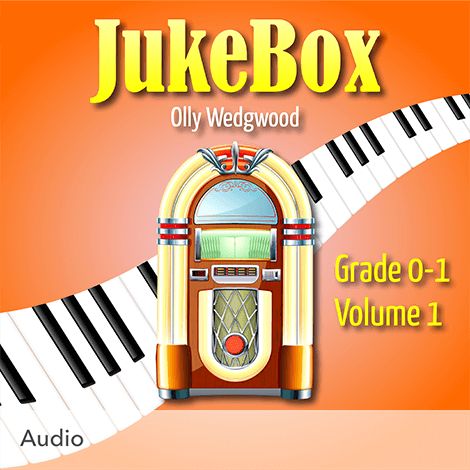 Cover - JukeBox Grade 0–1 Vol.1 - Olly Wedgwood